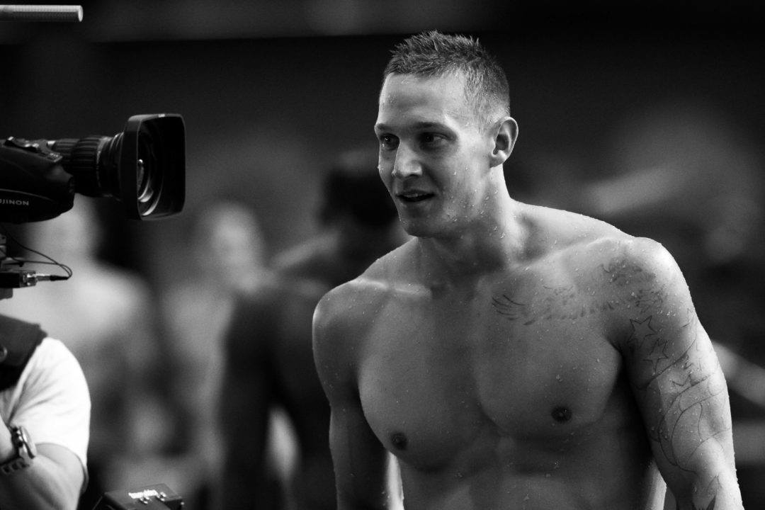 Caeleb Dressel Swims Fastest Textile 100 Fly Ever, 3rd All-Time
