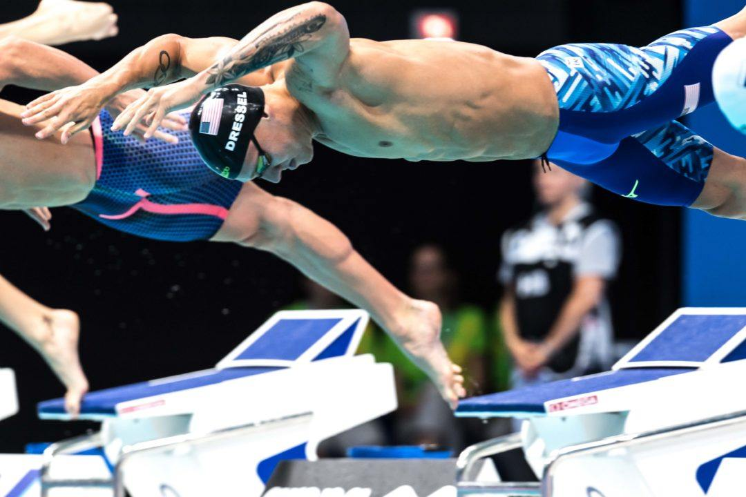 7 Reasons Why Caeleb Dressel's Start is So Deadly