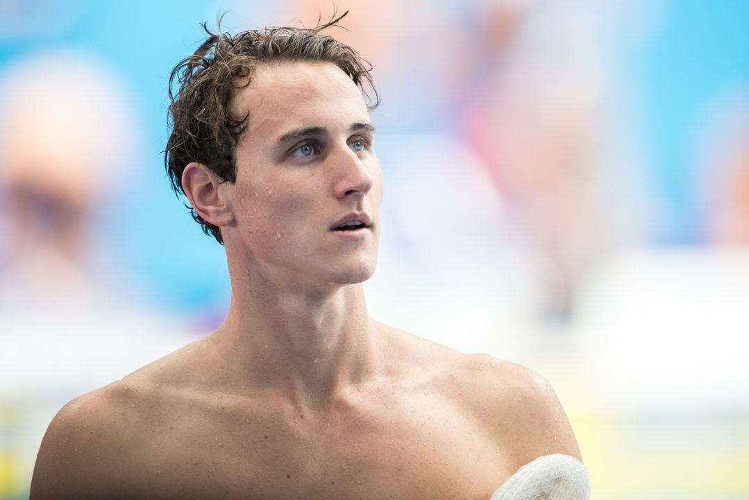 Soundbites: McEvoy Says He Didn't Have Much Energy in Sub-22 Prelim