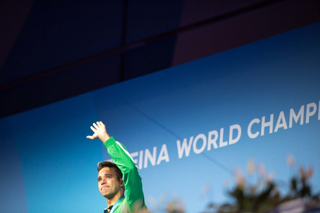 Chad le Clos: Exclusive SwimSwam Interview