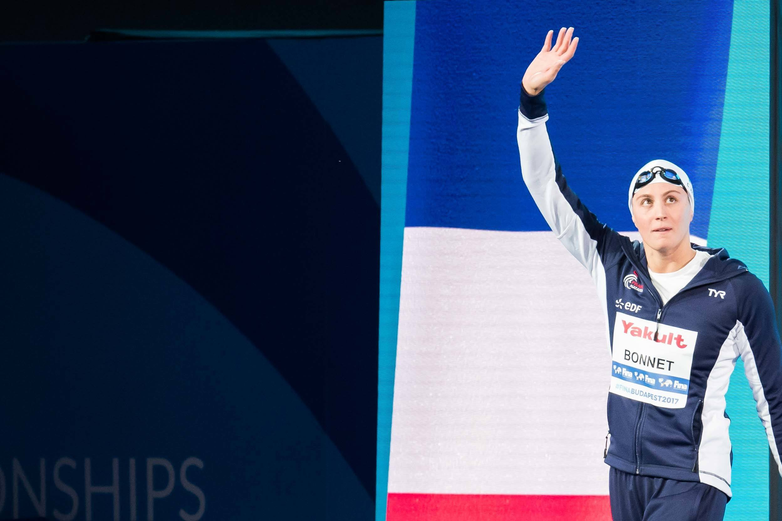 Charlotte Bonnet Championne D Europe