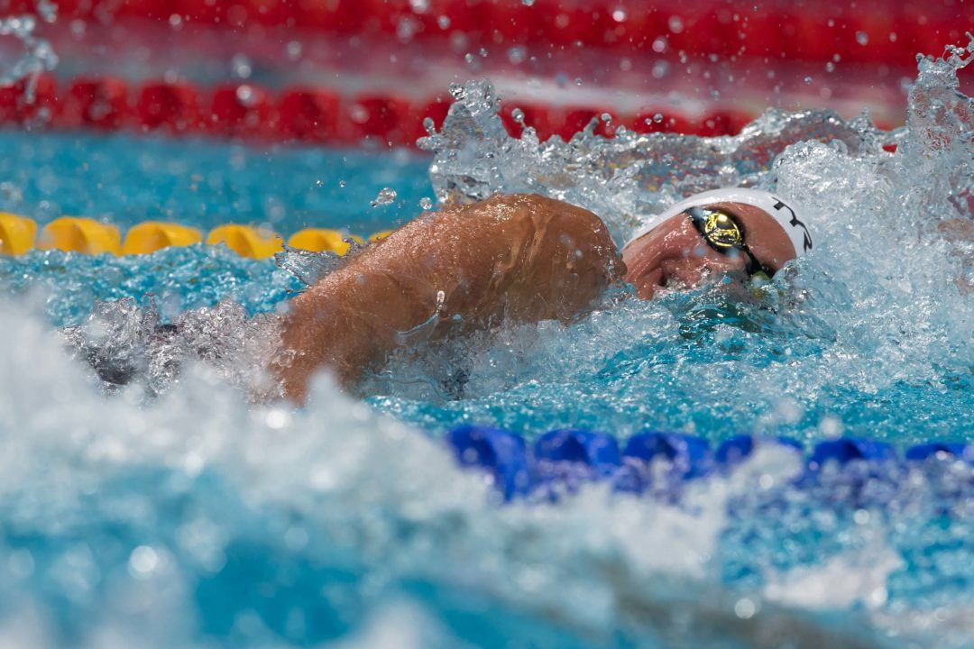 Charlotte Bonnet Doubles and Breaks a French Record on Sunday