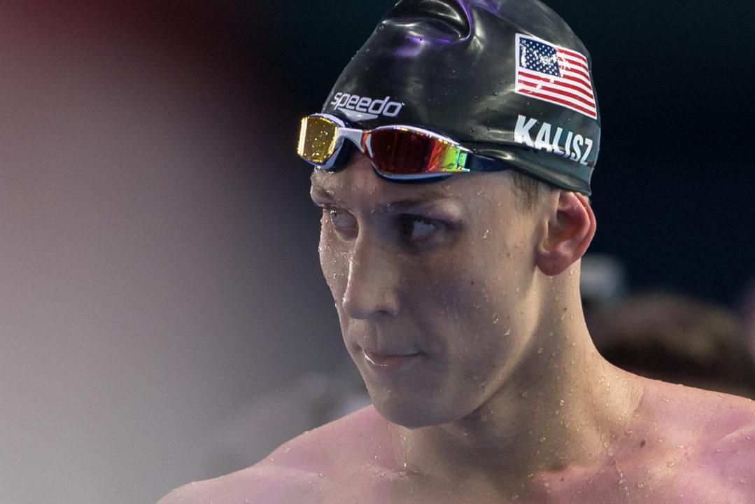 2019 Worlds: US Streak of Men's 200 IM Golds Ends at 8 as Kalisz Takes Bronze