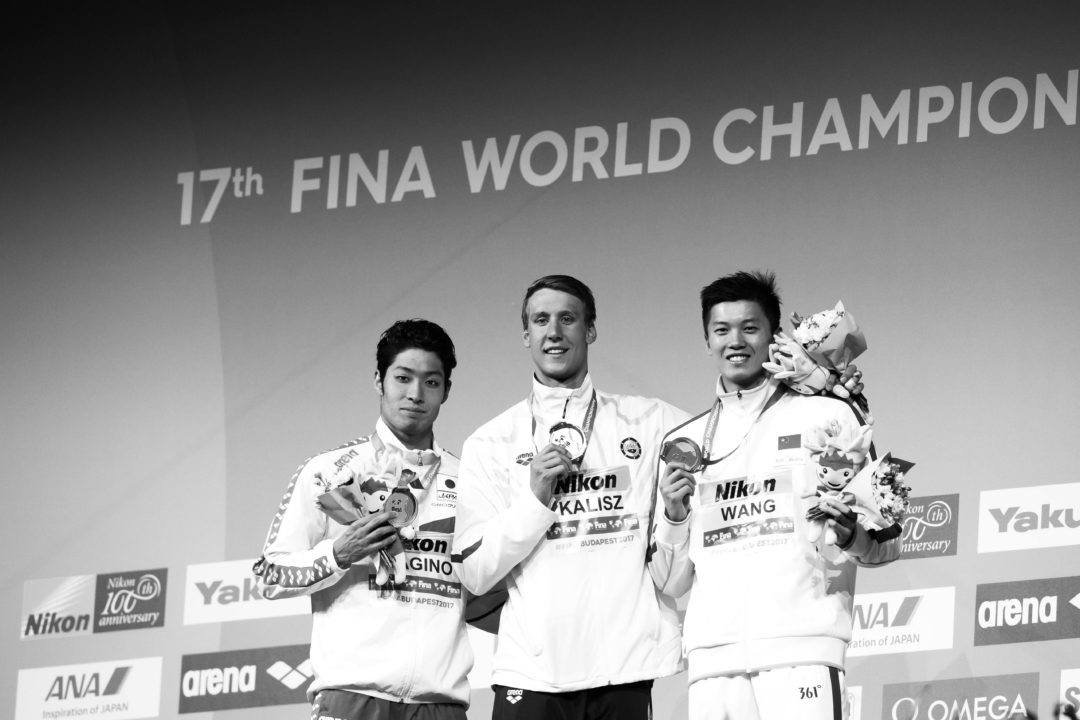 Tritonwear Race Analysis: 2017 World Championships Men's 200m IM