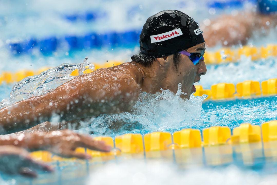 Dolfin Swim of the Week: Daiya Seto's 1:55.98 in 200 IM