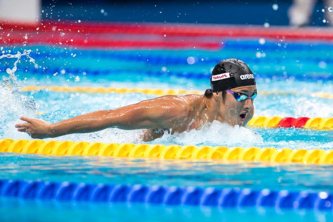 Resultados mundial Hangzhou: Daiya Seto le roba el récord mundial a Le Clos