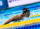 Olympian Daiya Seto Tries Out Triathlon