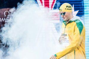 Il Due Volte Olimpico Australiano David McKeon Si Ritira Dal Nuoto