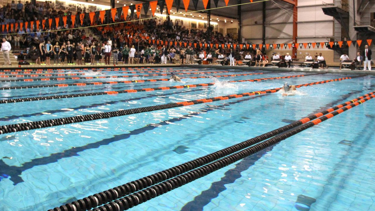 Princeton Men's Swimming and Diving Adds 9 for 2018-19