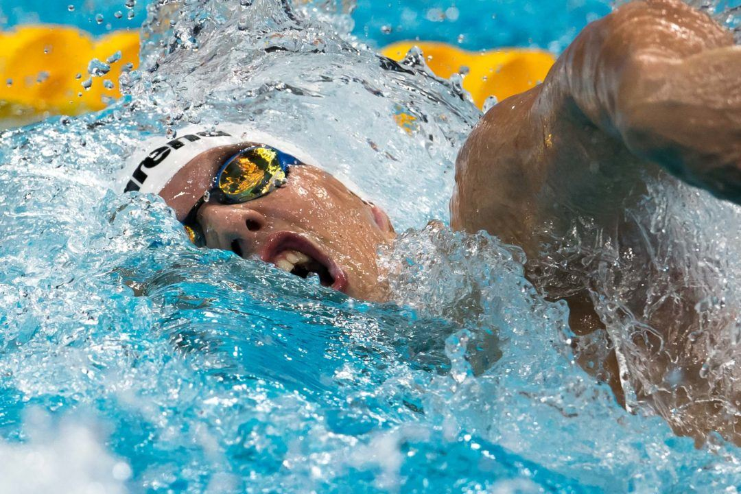 Hungarian Swimming Reports 9 Positive Tests for COVID-19 at Training Camps