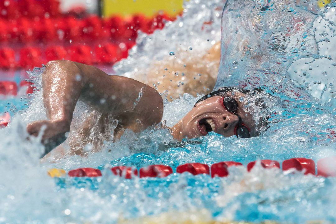Bygones of 2020 Olympic Trials: British Swimming Championships Edition