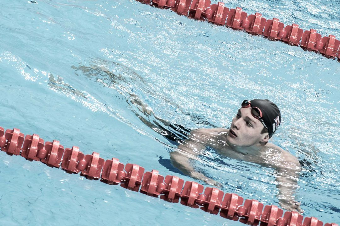 Duncan Scott Powers To 1500 Win On Night 1 Of BUCS SC C'Ships
