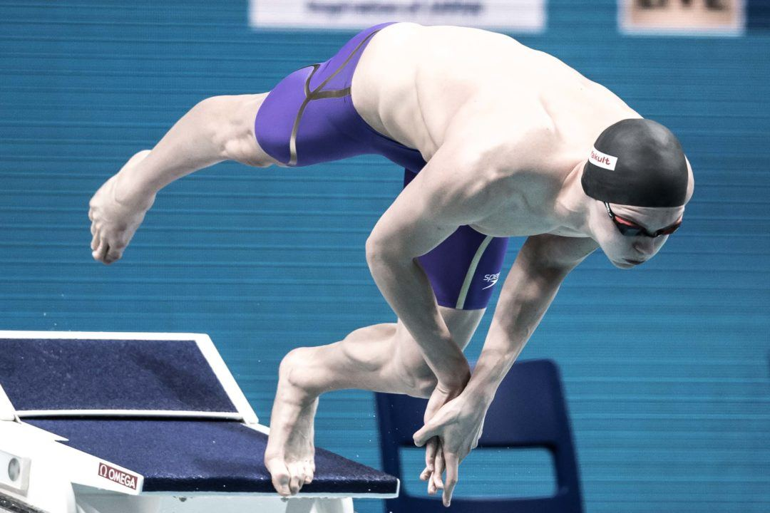 Duncan Scott Leads Glasgow Int'l Swim Meet Line-up