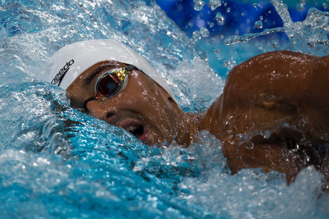 Dylan Carter Lowers Trinidad and Tobago 200 Free Record In 1:47.71