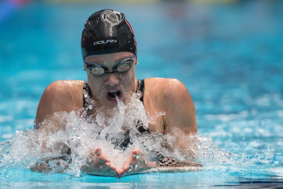 2018 Women's Pac-12 Championships: Day 3 Prelims Live Recap