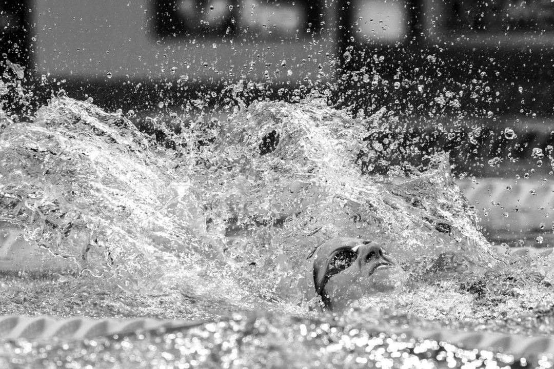Emily Seebohm Ties Commonwealth, Aussie Records In 200 Back Semis