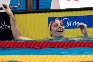 La campeona olímpica Emily Seebohm confiesa su trastorno alimenticio