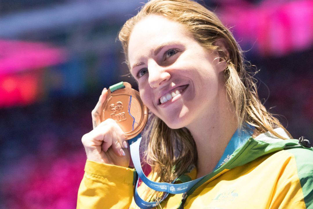 Olympic Champion Emily Seebohm Opens Up About Dealing With Eating Disorder