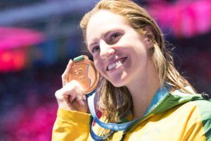Australia Names Final 33-Swimmer Roster for Pan Pacs