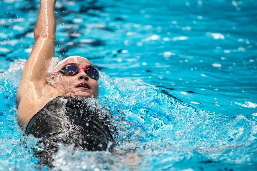 Barksdale Goes 4:17 in 400 IM as South Carolina Beats East Carolina