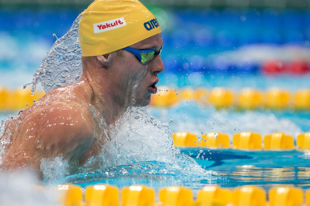 Persson Beats Mattsson In 2Breast Battle On Day 1 Of Pori Int'l