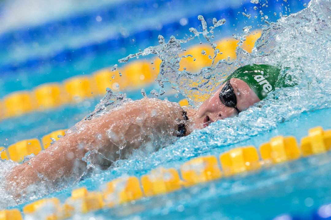 Erin Gallagher Breaks Own 100 Free African Record, Advances To Semis