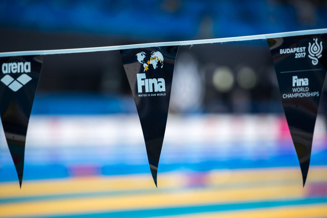 FINA Rules That 3 American Relays Must Be Disqualified from World Jrs