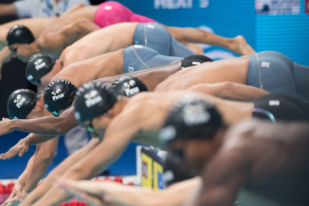 USAS Age Group Committee Favors Banning Tech Suits for 12 & Unders