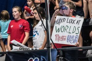 Greg Meehan comments on Women's 2017 Worlds Team (Video)