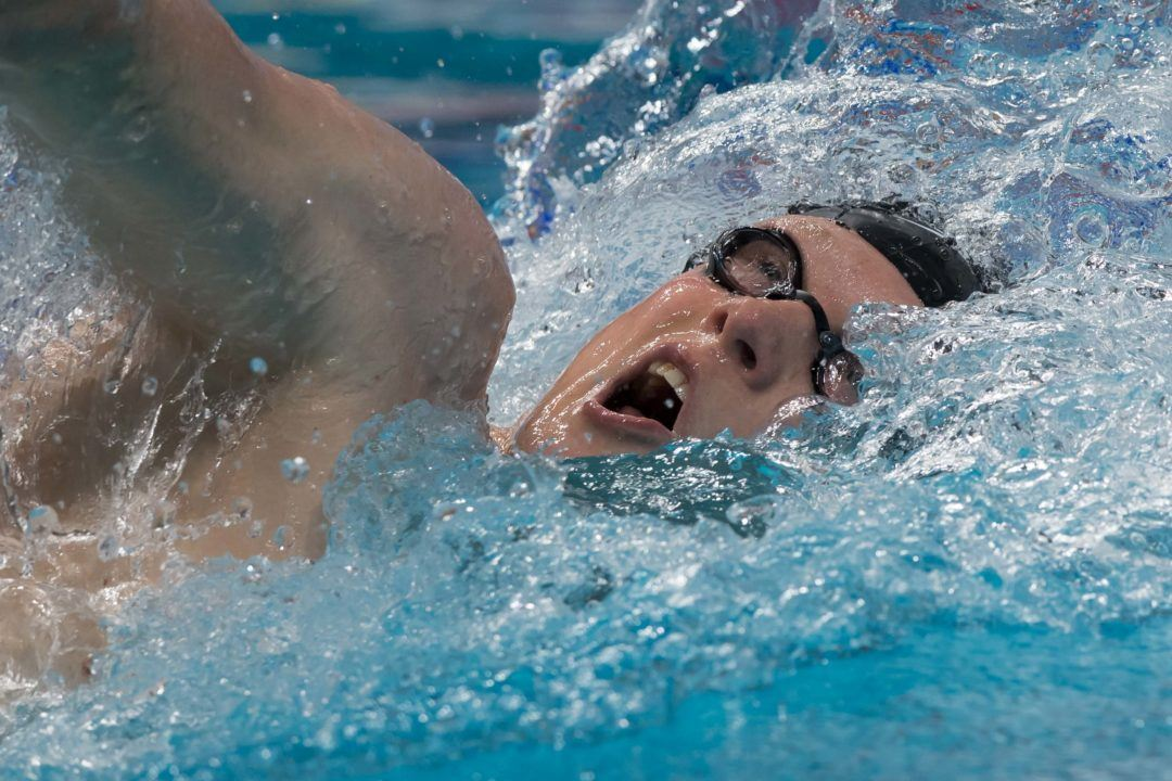 Michigan Men Picks Up Swimmer/Diver Of The Week Accolades