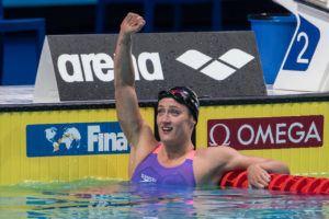 Empresa donará comida por cada medalla ganada por la natación española en Tokio