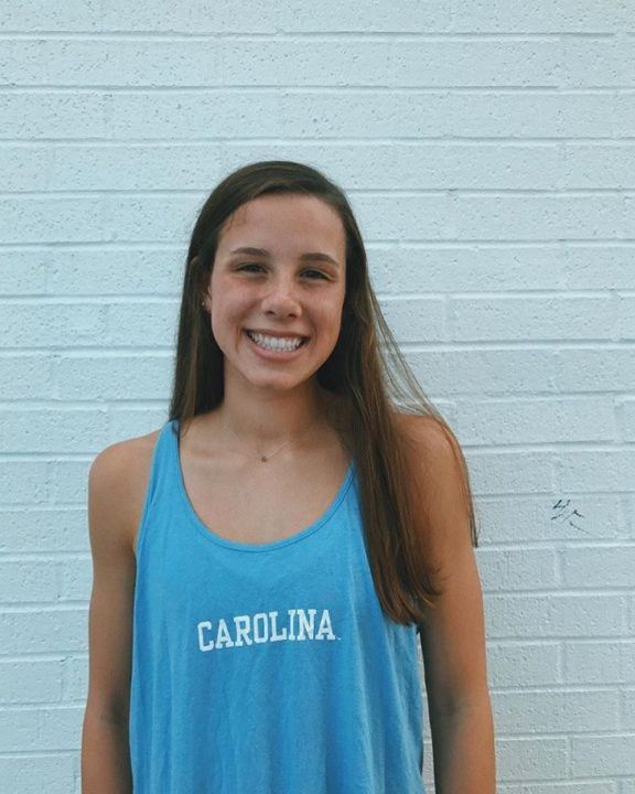 SwimMAC's Sophie Lindner Verbally Commits to Tar Heels