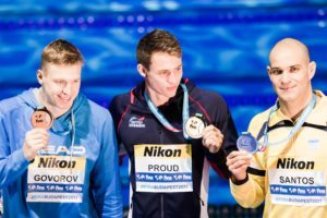 2019 World Champs Preview: 50 Fly WR Holders Santos and Govorov to Topple Proud