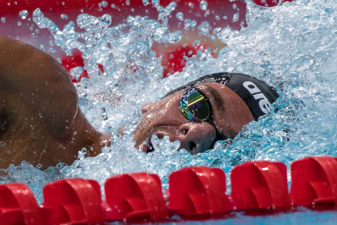 FINA World Series: A Doha Bronzo Bruni, Paltrinieri Quarto