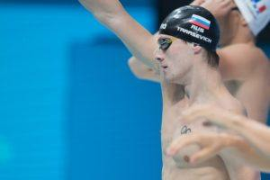 Grigory Tarasevich Added To Russian Olympic Team In Men's 200 Back