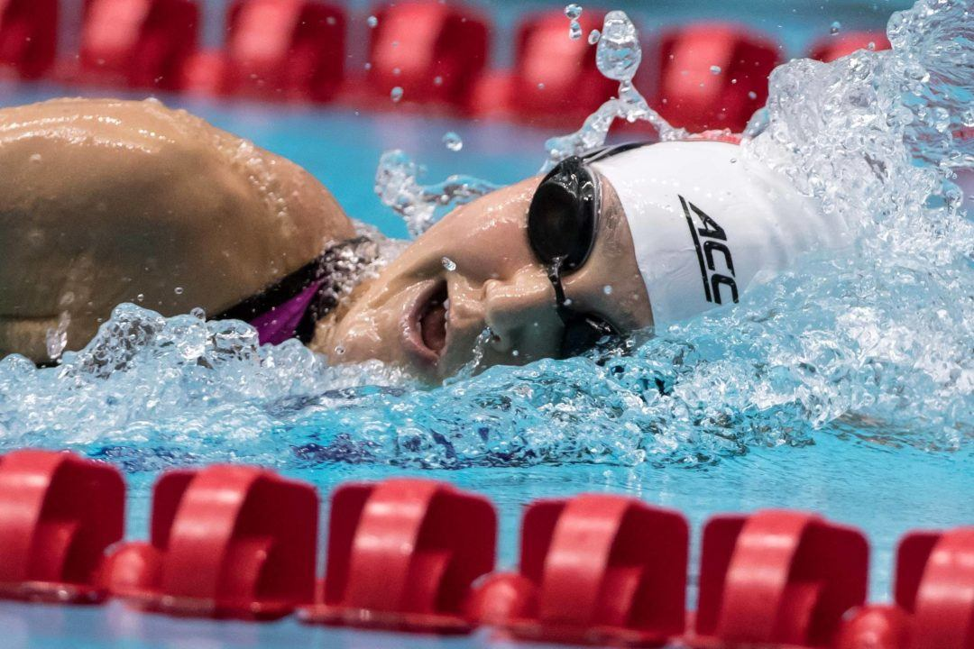 College Swimming Preview: #7 NC State Relying on Leadership from Moore