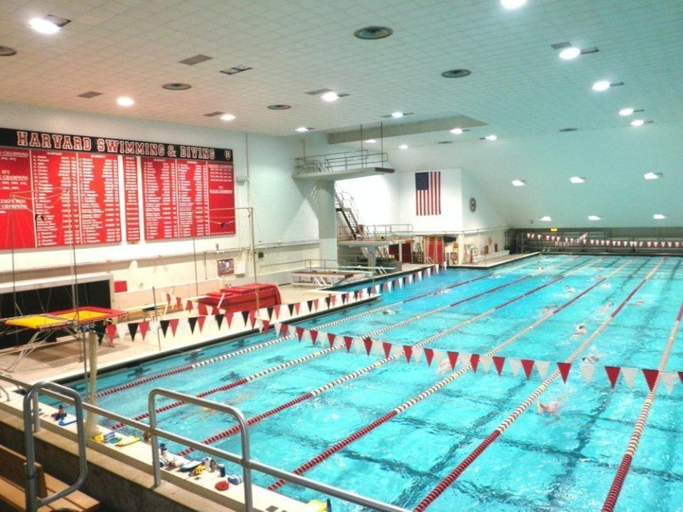 Harvard Men Win 3rd-Straight H-Y-P Showdown; Gures Sets School Record in 100 FL