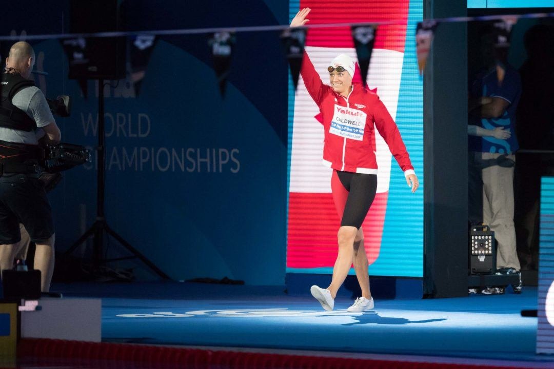 2016 Olympic Medalist Hilary Caldwell Announces Retirement