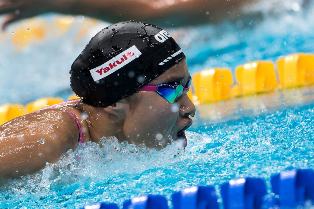 Japan Open: Makino Joins Hasegawa For World Championships 200 Fly