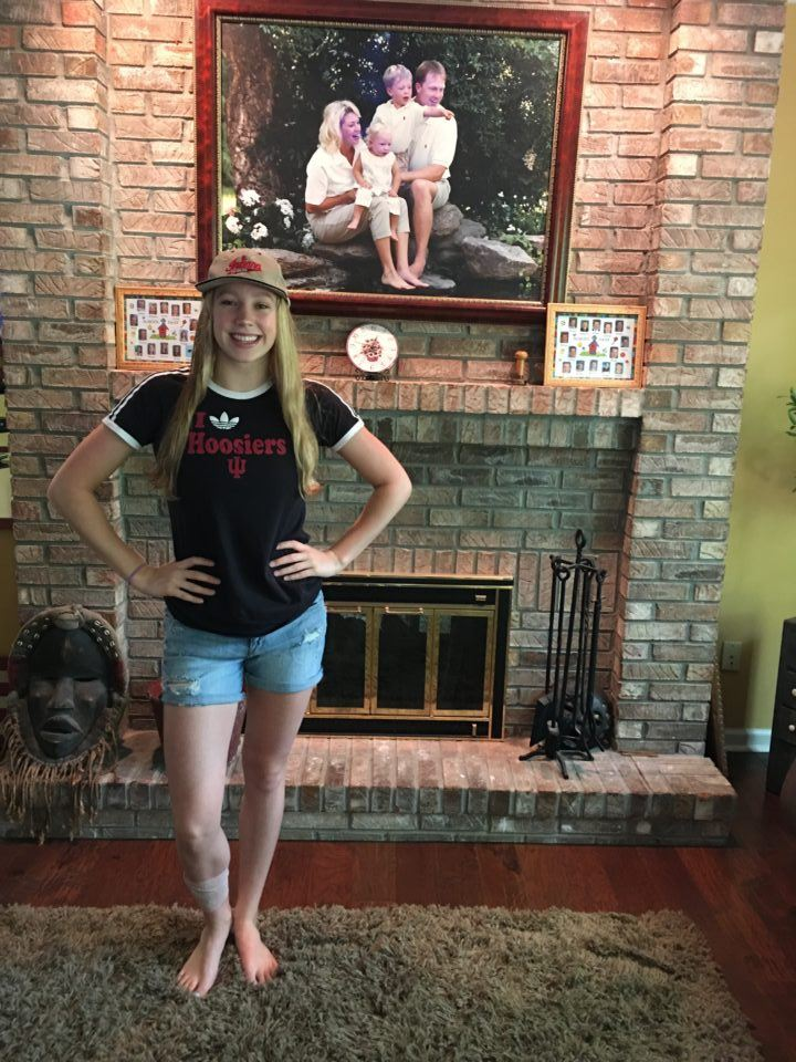 Mackenzie Looze to Swim for Dad at Indiana University