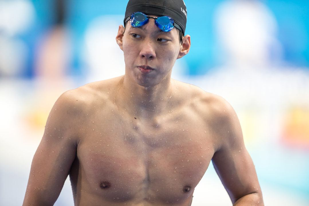 2018 Japan Swim Day 4 Prelims: Ippei Watanabe On The Move