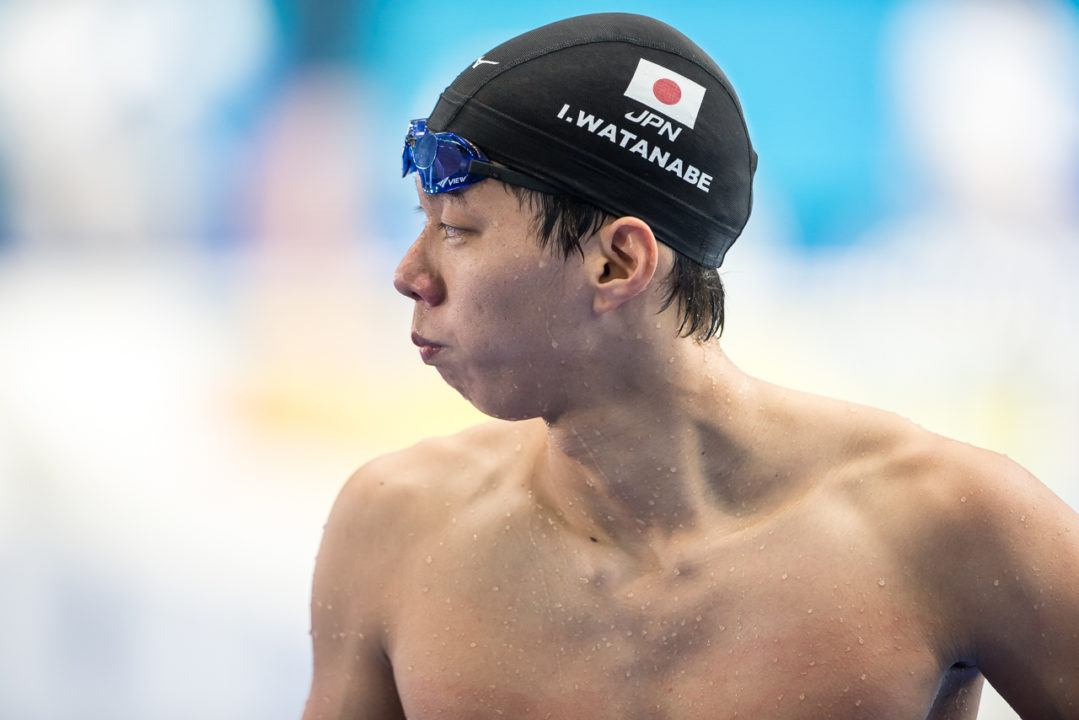 Watanabe Creeps Closer To WR Form With 2:07.7 200 Breast In Barcelona