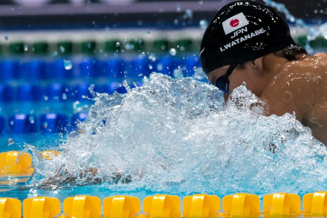 Top 5 Races To Watch At This Weekend's 2020 Japan Swim