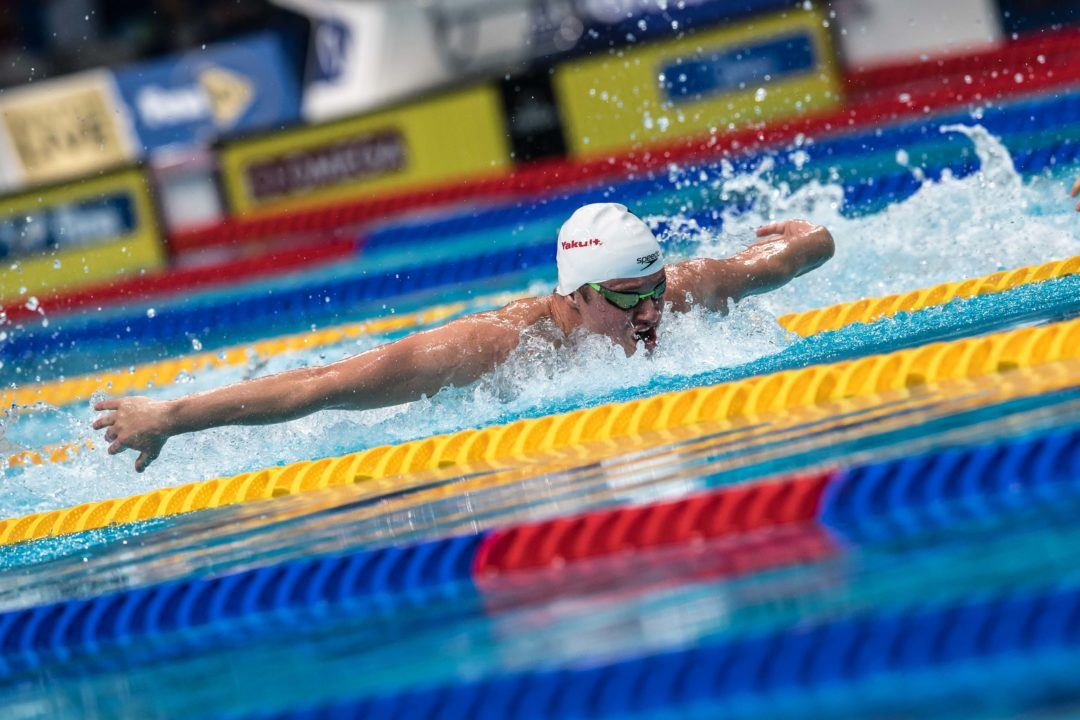 Day 6 Relay Lineups: Conger, Guy Added To 4×200 Final Rosters