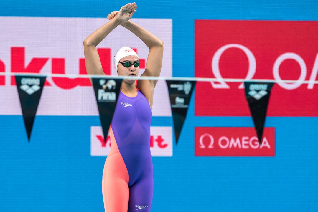 Increased Focus On 200 Back Leads Masse To Success