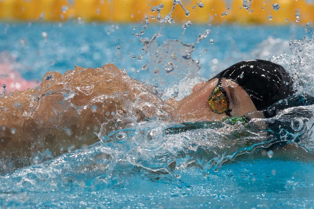 Scott & Guy Face-Off in 200 Free for the Closing Day of British Champs