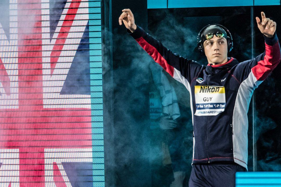 James Guy Lowers British 100 Fly Record To 51.16