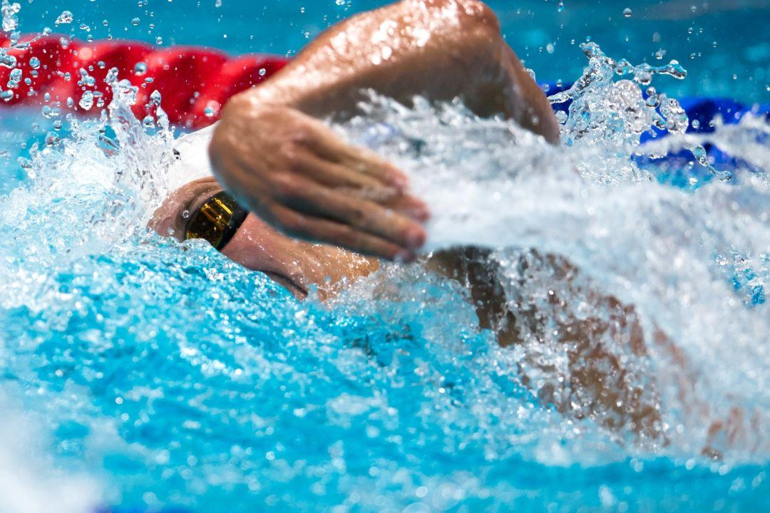 Florida's Jan Switkowski Named SEC Male Swimmer Of The Week