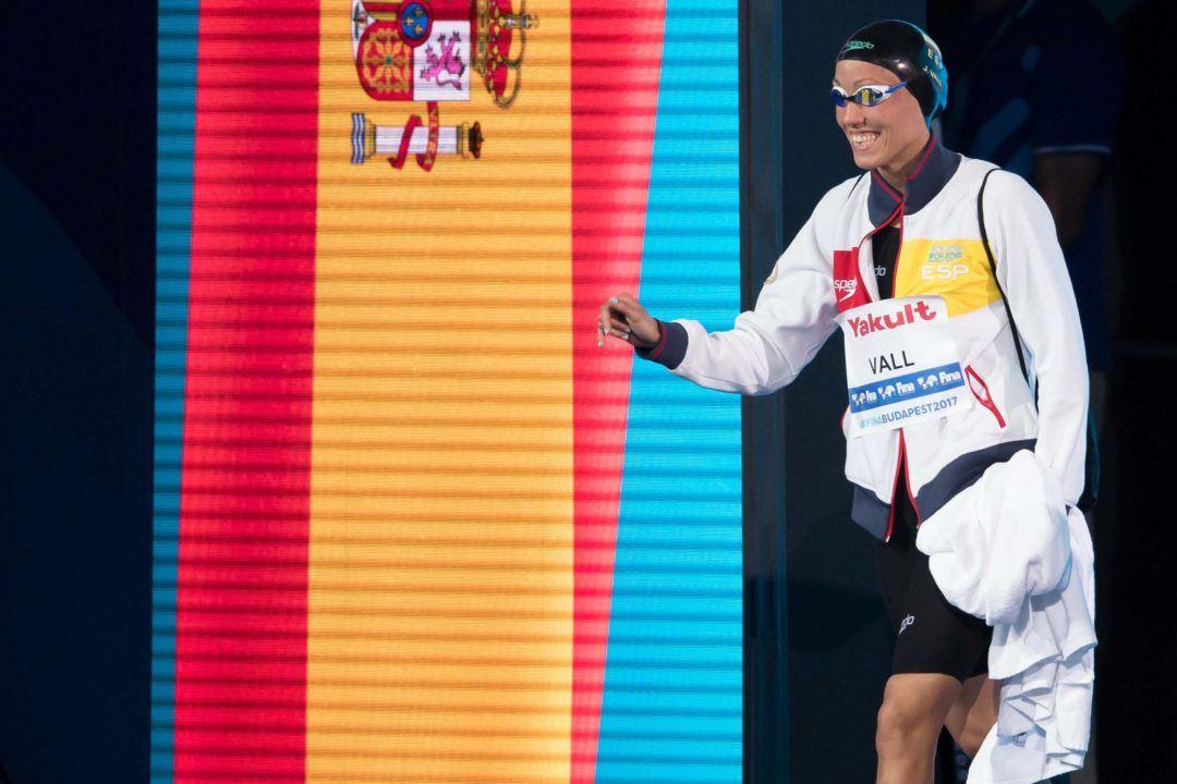Spain Announces 7 Qualifiers for Gwangju World Championships