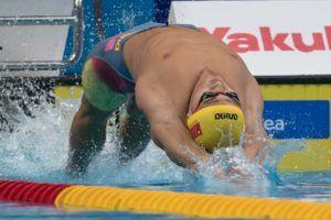 Trials Cinesi Xu Jiayu Qualifica Olimpica 100 Dorso Risultati Finali Day3